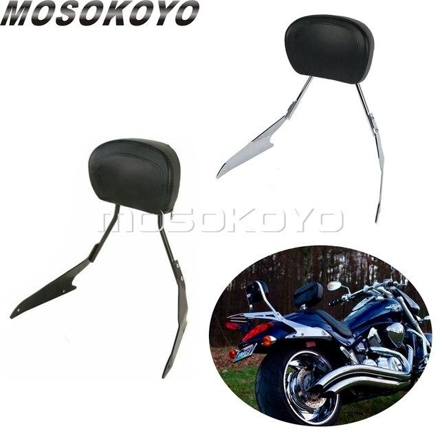 Dla Suzuki Boulevard M109 M109R2 Boss oparcie motocyklowe odpinany Sissy Bar w/ Pad dla M109R M109RZ edycja limitowana 2006 2019
