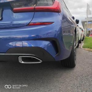 Image 3 - Yeni arka tampon Spoiler havalandırma kapağı BMW 3 serisi için 325LI G28 G20 2020