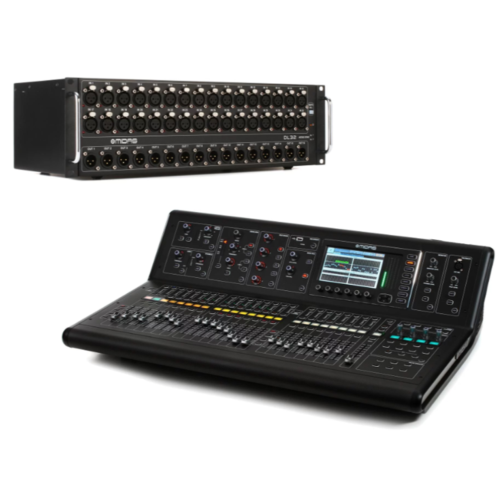 Midas Digital Audio Sound Mixing Console With DSP Processor For Line Array Speaker