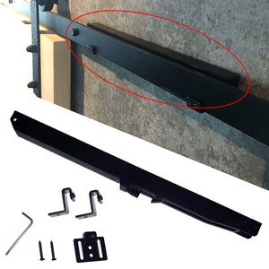 Easy Install Sliding Rail Universal Furniture Home Noise Reduction Soft Close Oil Free Hardware Door Damper Remission Anti Crash