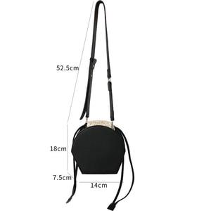 Image 5 - EXCELSIORสตรีกระเป๋าขายคุณภาพPUกระเป๋าไหล่กระเป๋าผู้หญิง 2020 String Crossbody BAGสายคล้องกระเป๋าbolso de mujer De cuero