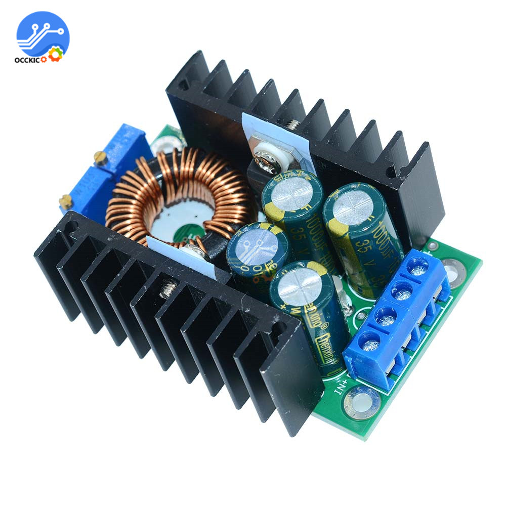 XL4016 Max 9A 300W DC-DC Step Down Module 5-40V To 1.2-35V Adjustable Constant Current Buck Converter For Arduino For LED Driver
