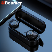 Ubeamer X6 TWS Trueหูฟังไร้สายบลูทูธหูฟัง