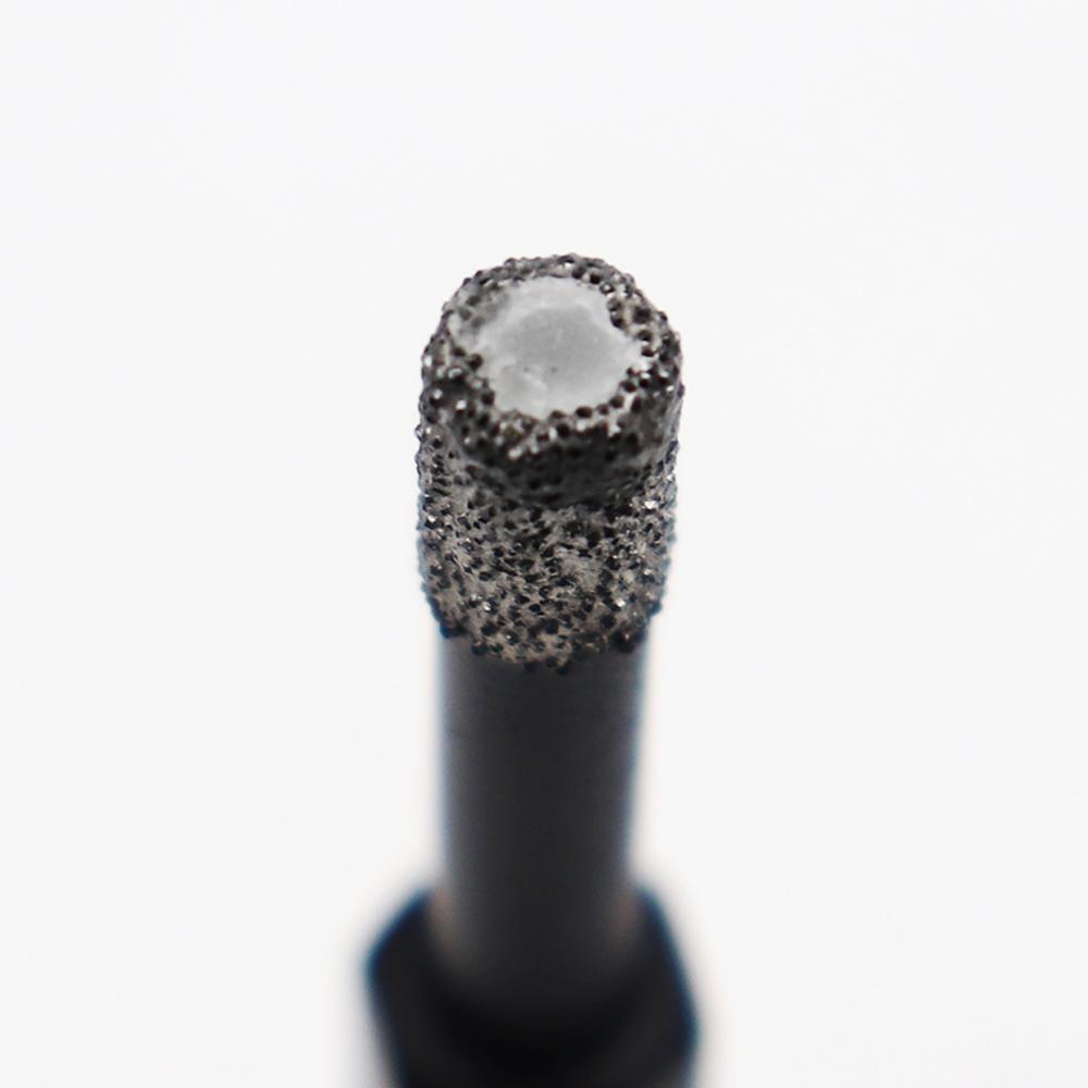 SHDIATOOL 2 pezzi da 6 mm con punte diamantate per brasatura - Punta da trapano - Fotografia 3