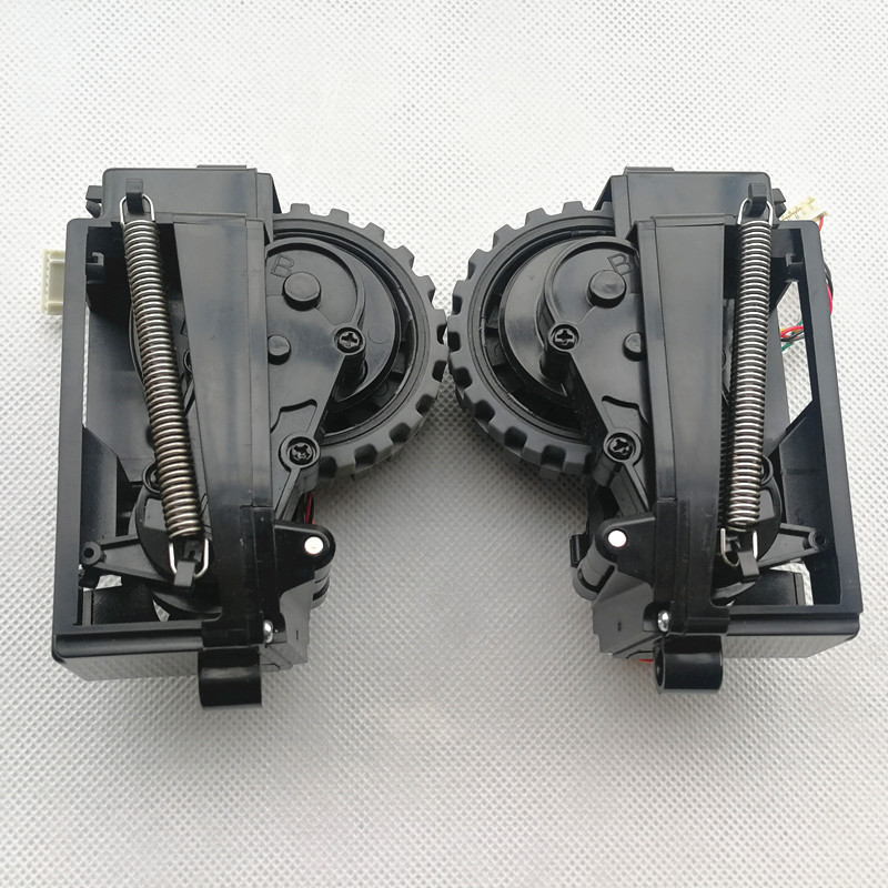 Original Left Right Wheel For Ilife V7s Plus Robot Vacuum Cleaner Ilife V7s Plus V7s Pro Robot Vacuum Cleaner Parts Wheels Motor