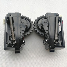 Original Left Right wheel for ilife v7s plus robot vacuum cleaner ilife v7s Plus v7s pro robot Vacuum Cleaner Parts wheels motor