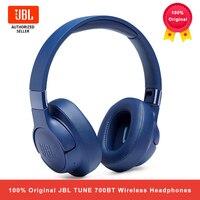 JBL-auriculares inalámbricos TUNE 700BT, cascos deportivos de graves puros, manos libres con micrófono