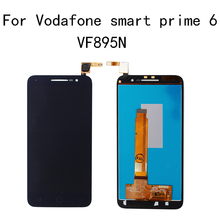 For Vodafone Smart prime 6 VF 895 LCD VF895 VFD895N VF895N VF895 VFD895 Display  touch screen assembly Mobile phone repair parts