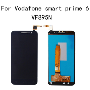 Image 1 - For Vodafone Smart prime 6 VF 895 LCD VF895 VFD895N VF895N VF895 VFD895 Display  touch screen assembly Mobile phone repair parts