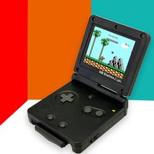Video Game Console Retro Foldable Portable Pocket Game Console Mini Handheld Player 2.7 Screen Built-in Classical FC Games yoteen portable retro mini handheld game console 4 3 inch 64bit 3000 video games classical family game console retro arcade