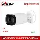Dahua caméra de vidéosurveillance HAC HFW1801R Z IRE6 HAC HFW1801R Z IRE6 A 4K HDCVI IR caméra de mise au point automatique, objectif motorisé 2.7 13.5mm