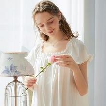 Пижама женская хлопковая с коротким рукавом милая свободная