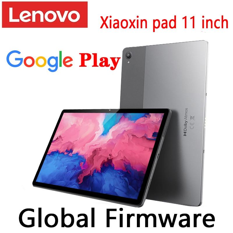 Секундная стрелка, Всемирная прошивка, Lenovo Xiaoxin Pad Snapdragon 662 Восьмиядерный 6 ГБ ОЗУ 128 ГБ Rom 11 дюймов 2000*1200 7700 мАч Android 10