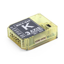 KBAR V2 3 Axis Gyro Kbar Flybarless System K8 5..4 Pro K-bar