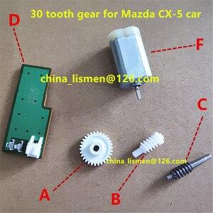 Image 1 - 30 歯ドアサイドミラーモータ倍モーター金属 2013 年 3 bl 2.0 M3 CX 5 CX 7 CX 4 車