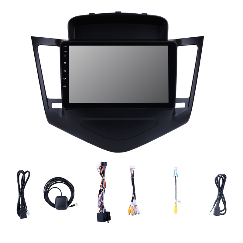 Multimedia-Player GPS Android Navi Pressscreen-Head-Unit Car-Radio 9inch 2din For Chevrolet