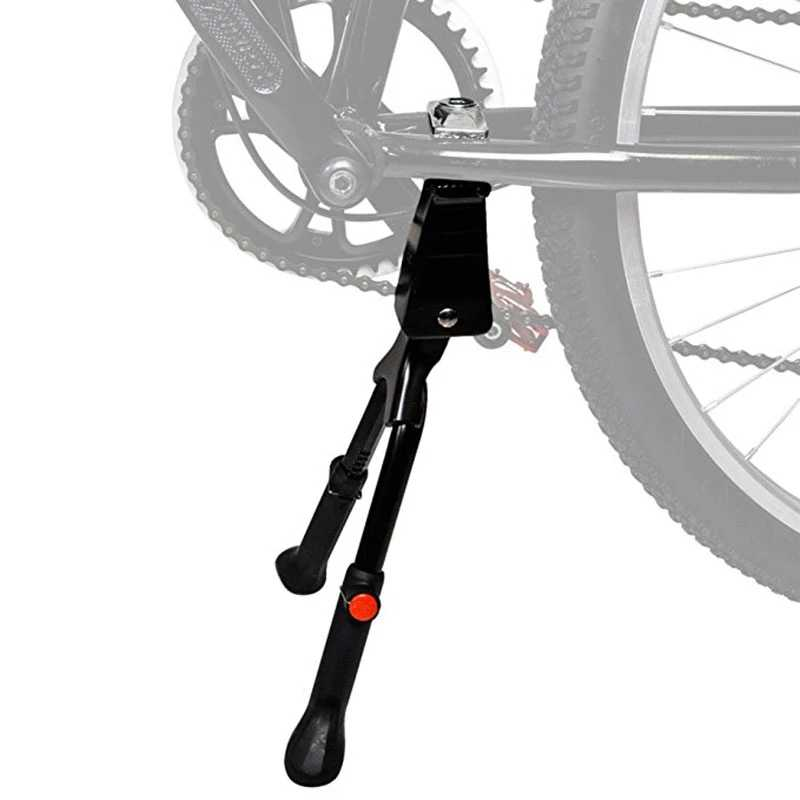 MTB Bike Bicycle Adjustable Side Prop Foot Kick Stand Parking Support Heavy Duty
