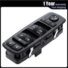 Regulator-Button Master Grand-Caravan Window-Switch Country Chrysler Dodge Power-Console