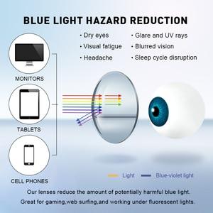 Image 3 - MERRYS Gafas de bloqueo para niños y niñas, diseño antiluz azul, gafas para juegos de ordenador, gafas de rayos azules S7103