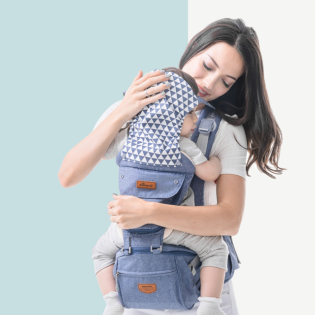 Hipseat Baby Carrier 2