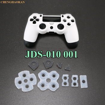 1set For Playstation 4 PS4 Controller Conductive Silicone Rubber Pads for Dualshock 4 JDS JDM 030 040 001 010 D Pad Buttons silicone conductive pad kit replacement for sony ps4 playstation 4 controller
