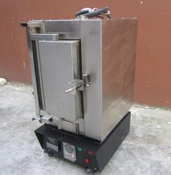 220 В машина для изготовления ювелирных изделий 2 или 4 шт. 4 * 9 дюймовые фляги емкость муфельной печи печь для перегорания гипсосушки отвержд...