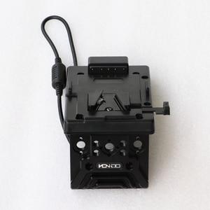 Image 5 - Hontoo V lock V mount battery FX9 plate power supply system for SONY  PXW FX9 camera 6K film
