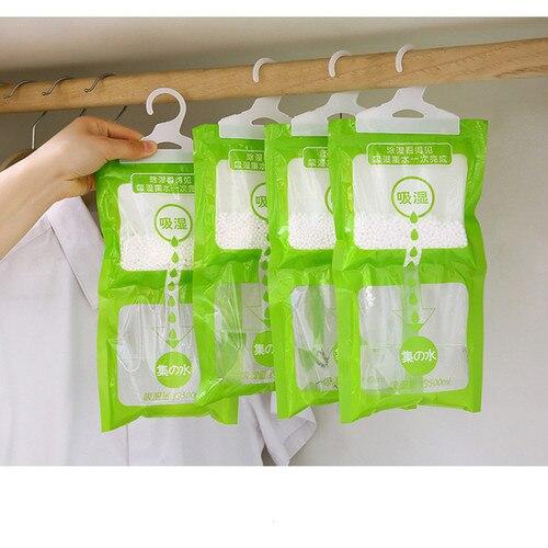 Подвесной влагозащищенный осушитель для гардероба посылка для упаковки в комнатный шкаф, защита от плесени и влаги, подвесной осушитель
