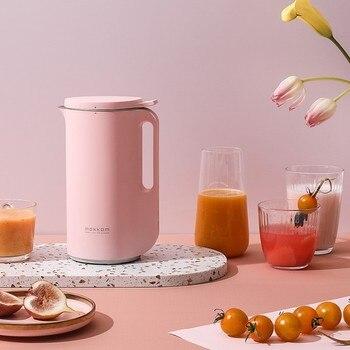 350ML Mokkom Soymilk Maker for Single Breakfast Rice Paste Juice Maker Fast Speed Food Blender Heating Multi Function Food Mixer