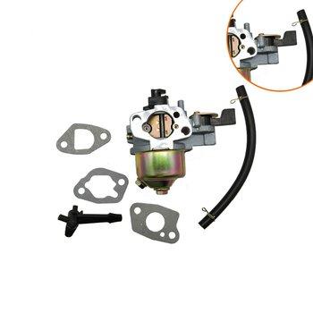 Zestaw gaźnika 2KW #8211 3KW Generator dla Honda GX160 GX200 168F 170F 5 5HP izolator silnika i 3 szt Uszczelka tanie i dobre opinie CN (pochodzenie) Carburetor Set China other 11cm Aluminum 0 24kg