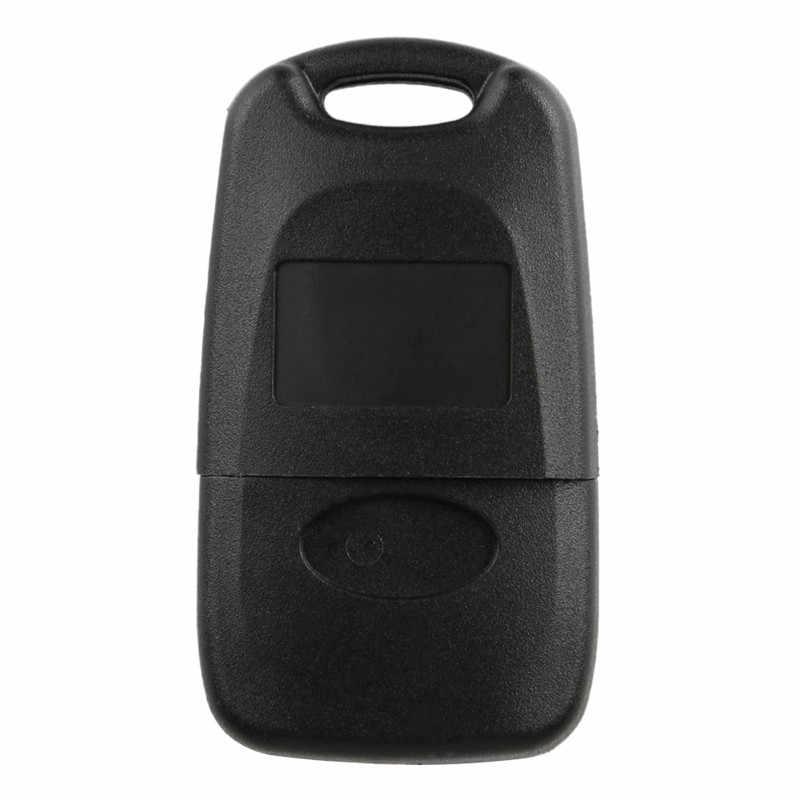 รถรีโมทคอนโทรล Key Shell 3 ปุ่มรีโมทคอนโทรลสำหรับ KIA Rondo Sportage Soul Rio S161C รถอุปกรณ์ตกแต่งภายในผลิตภัณฑ์