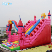 China Wholesale Inflatable Slide Inflatable Water Slide Water Park Game
