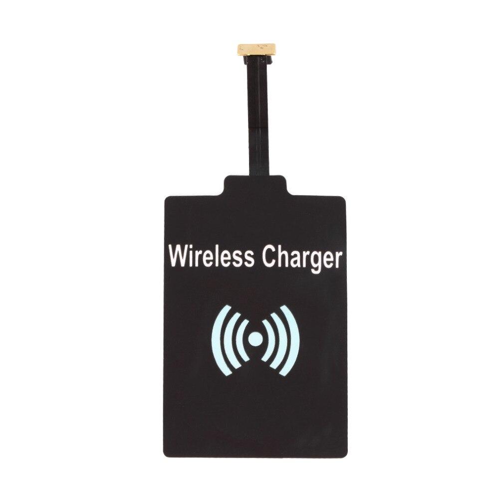 Универсальное QI Беспроводное зарядное устройство приемник модуль для микро-USB мобильных различных мобильных телефонов Быстрая зарядка
