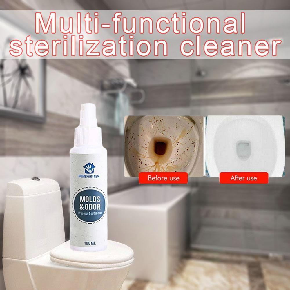 Mold Remover Spray Multifunctional Bactericidal Detergent Deep Cleaning For Bathroom Cleaning Detergent