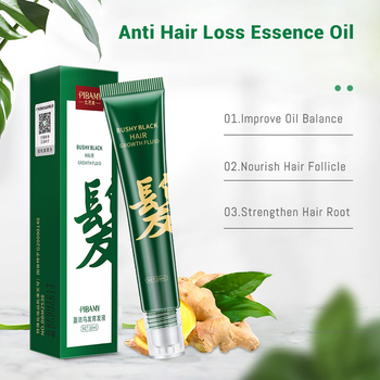 Anti Hair Loss Essence Oil Roll-on Hair Growth Serum for Hair Growth Treatment Preventing Hair Loss Fast Hair Growth Hair Care image