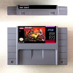 Image 1 - Run Saber   Action Game Card US Version English Language