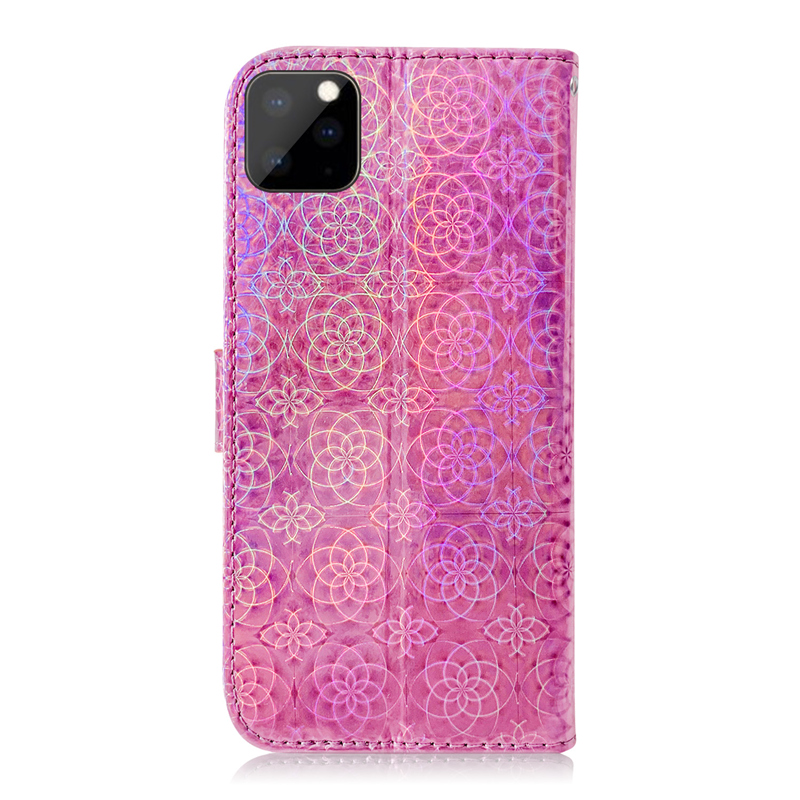 Gradient Colorful PU Leather Case for iPhone 11/11 Pro/11 Pro Max 73