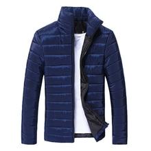 2019 Men Jackets Basic Winter Warm Down Jacket