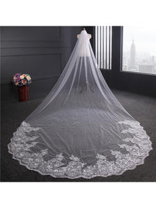 SWedding-Veils Cathed...