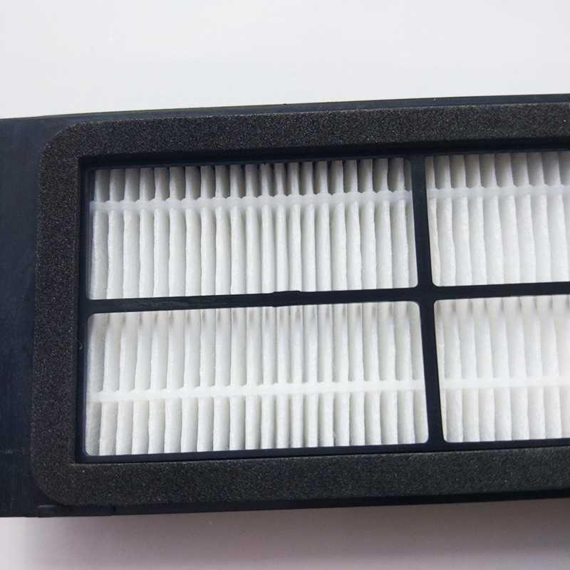 1 adet su geçirmez yıkanabilir Hepa filtre Xiaomi vakum 1 ve 2 Roborock S55 T4 T6 süpürme robotlu süpürge parçaları aksesuarları