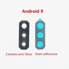 Original For Ulefone Armor 7 7E Camera Lens Glass Cover + foam adhensive Sticker Repair Part Replacement For Armor7 Android 9/10