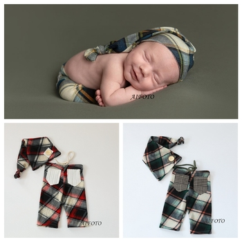 2019 Newborn Photography Props Clothes Girl Boy Hat + Pants Flokati Outfits Baby Props For Photography Accessories  Studio Photo newborn photography props clothes baby boy girl photo shoot hat pants outfits infant birthday shooting clothing baby shower gift