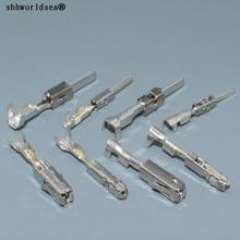 Shhworldsea для 0, 35 мм2-2, 5 ммм2, женский и мужской обжимные клеммы для автомобиля, большой J519 BCMJ519 автомобильные клеммы для VW, 2,8 мм, 1,5 mmPin терминал