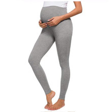 Belly Skinny Maternity Leggings For Women Over Bump Plus Size Pregnancy Legin Lounge Pants Plus Size 2XL XL S Dark Grey Black bump pregnancy planner the