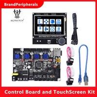 SKR-Placa de Control MINI E3 V2.0, placa base de 32 bits y TFT35 E3 V3.0, Kit de pantalla táctil para Creality Ender 3, actualización CR10