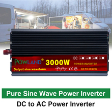 Pure Sine Converter Transformer-Dc12v Wave Voltage 220V 3000/4000W 12V/24V To Led-Display
