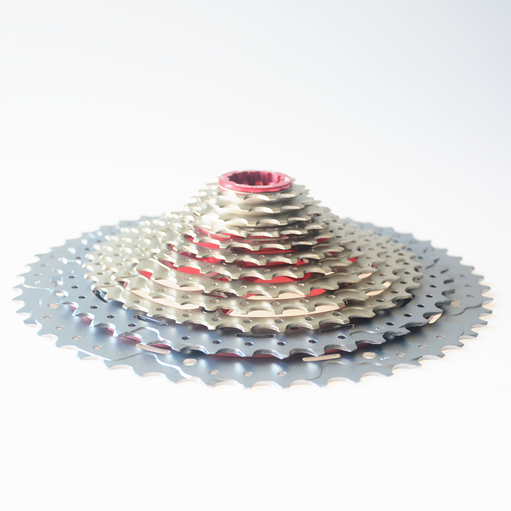 SunRace MTB Bike XD Cassette 12 Speed Bicycle Flywheel 10-50T for fits XD hubs only image