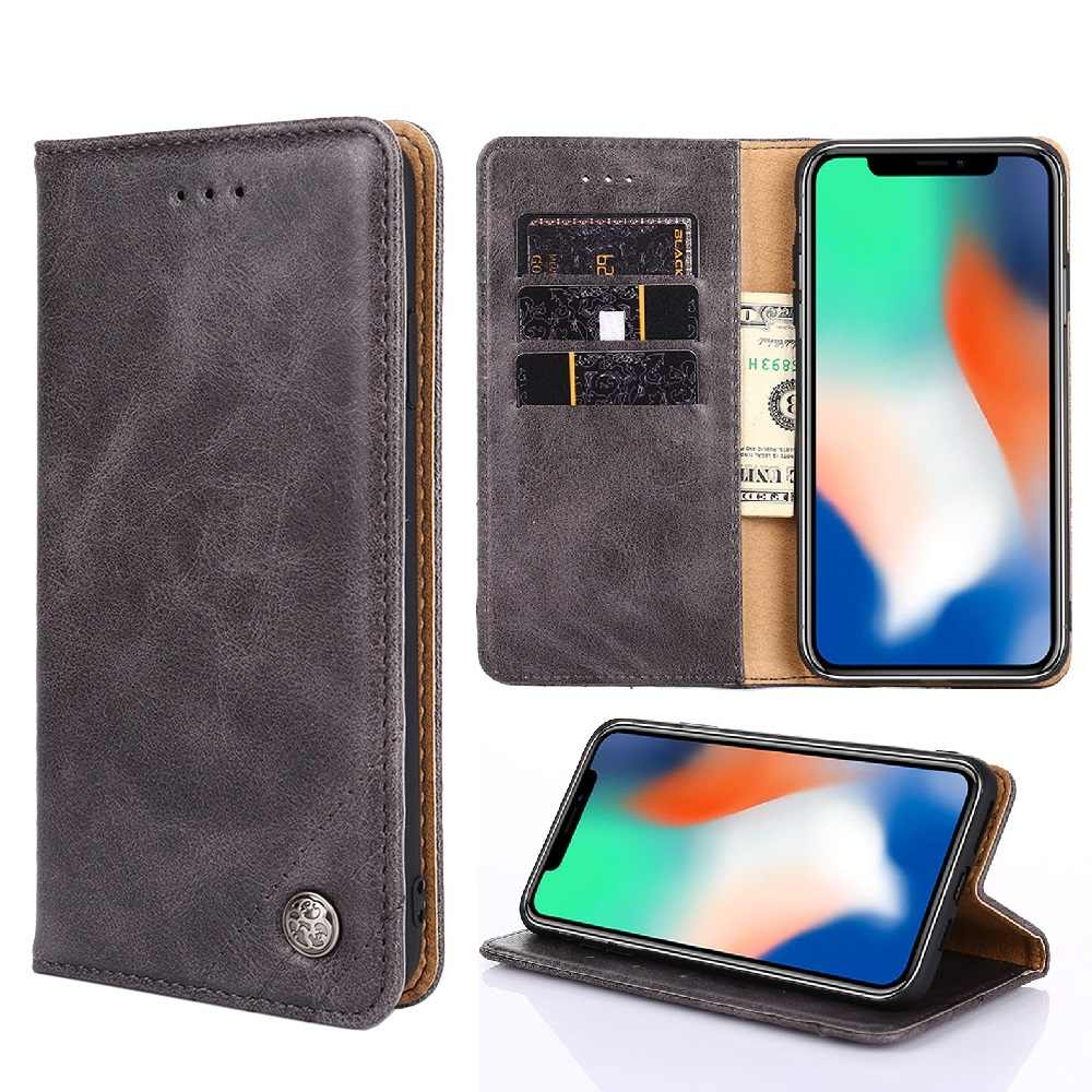 Luxe Pu Leather Wallet Flip Case Voor Vivo Iqoo 3 Y9S V17 S1 Pro S5 Y19 U3 Y11 Zachte Siliconen shockproof Cover Met Card Slot