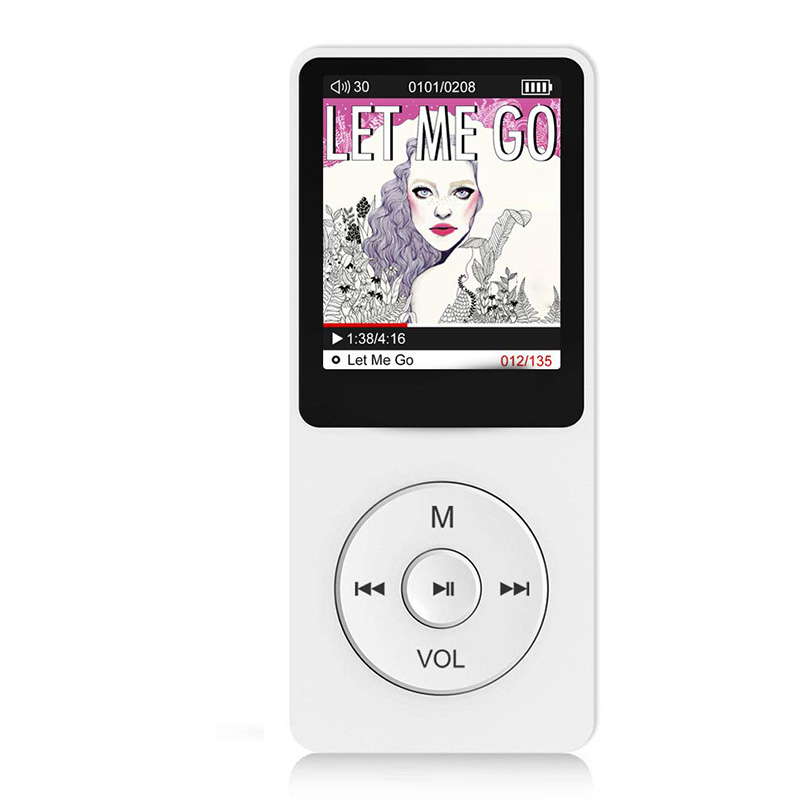 Sports MP3 Player Recording Pen With E-book Reading Picture Browsing FM Radio Function  EM88