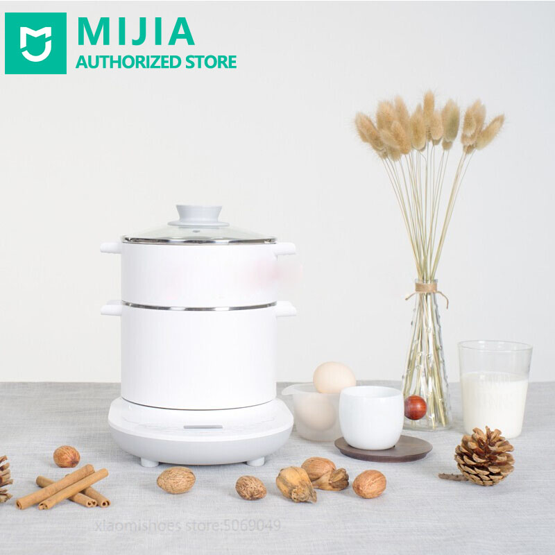 <font><b>Xiaomi</b></font> mijia Ocooker Multipurpose <font><b>Electric</b></font> <font><b>Pressure</b></font> <font><b>Cooker</b></font> hot pot 2L image